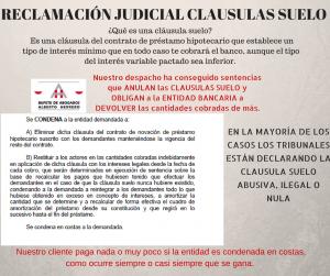 El tribunal de la ue obliga a la banca a devolver todo lo for Clausula suelo santander